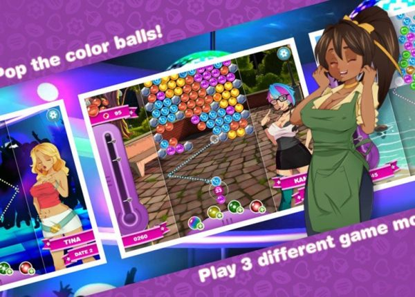Puzzle dating games